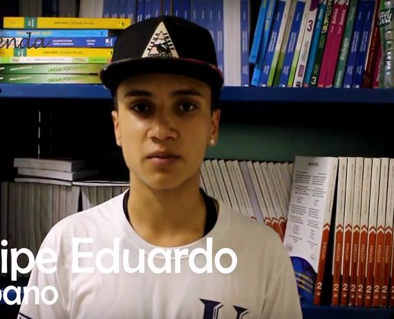 Depoimento- Felipe Eduardo