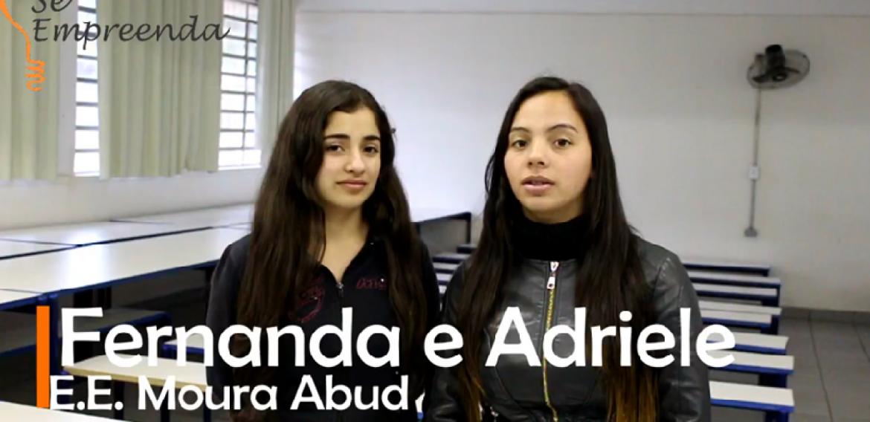 Depoimento- Fernanda e Adriele